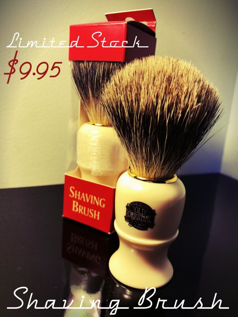 shaving brush tb